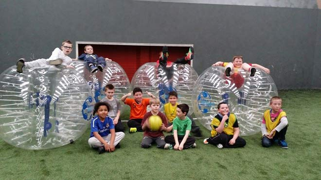 Bubble Soccer Scotland Childrens Birthday Parties - Childrens birthday party ideas dundee