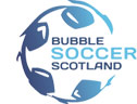 bubble soccer scotland logo